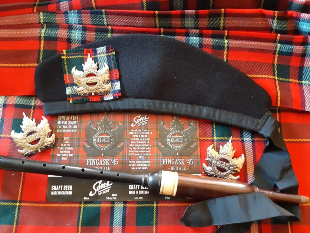 Pipes & Drums 642