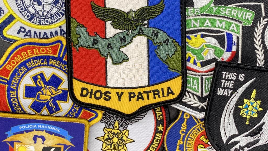 Parches personalizados en Panama