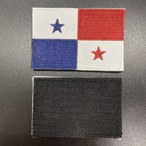 parches personalizados bandera de panamá